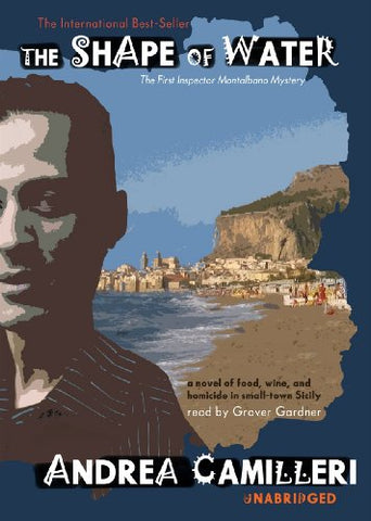 The Shape of Water (Inspector Montalbano Mystery series, Book 1) (Inspector Montalbano Mysteries)