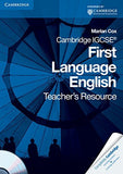 Cambridge IGCSE First Language English Teacher's Resource Book with CD-ROM (Cambridge International IGCSE)