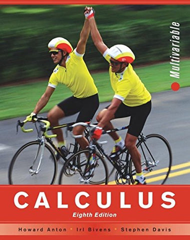 Calculus: Multivariable