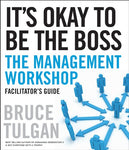 It's Okay to Be the Boss Deluxe Facilitator's Guide Set