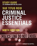 Criminal Justice Essentials, Study Guide