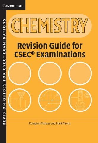 CSEC Revision Guide for Chemistry (Caribbean)