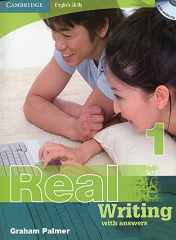 Cambridge English Skills Real Writing 1 with Answers and Audio CD