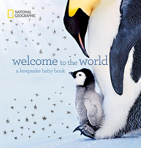 Welcome to the World: A Keepsake Baby Book