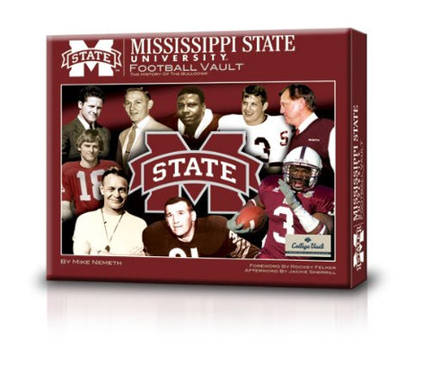 Mississippi State Football Vault (College Vault)