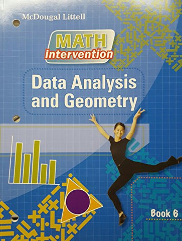 Math Intervention, Book 6: Data Analysis and Geometry, 2008 (Algebra Readiness)