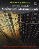 Theory and Design for Mechanical Measurements (International Student Version)