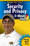 Geeks On Call Security and Privacy: 5-Minute Fixes