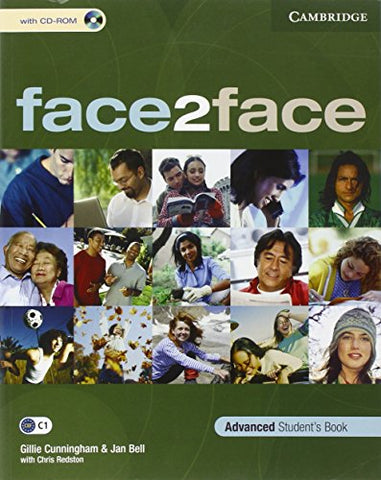 face2face Advanced Student's Book with CD-ROM