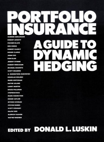 Portfolio Insurance: A Guide to Dynamic Hedging
