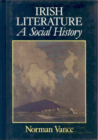 Irish Literature: A Social History : Tradition, Identity and Difference