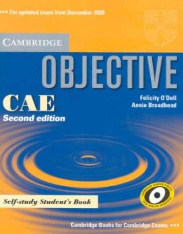 Objective CAE Self-study Student's Book