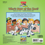 Fisher-Price Little People Whos New at the Zoo? (8 x 8)