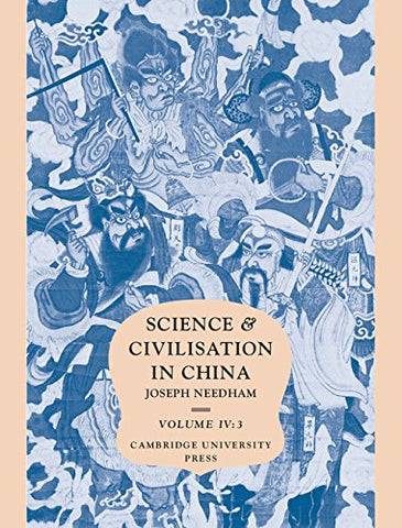 Science and Civilisation in China, Vol. 4: Physics and Physical Technology, Part 3: Civil Engineering and Nautics
