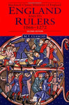 England and its Rulers, 1066-1272: With an Epilogue on Edward I (1272 - 1307) (Blackwell Classic Histories of England)