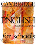 Cambridge English for Schools 1 Student's book