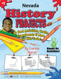 Nevada History Projects - 30 Cool Activities, Crafts, Experiments and More for Kids to Do to Learn About Your State! (1) (Nevada Experience)