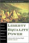 Liberty, Equality, Power - Concise Second Edition, Volume I