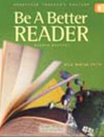GLOBE FEARON BE A BETTER READER LEVEL E STUDENT EDITION 2003C