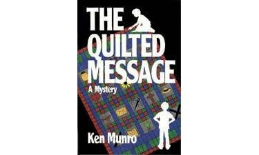 1: The Quilted Message (Sammy and Brian Mystery Series)