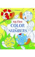 My First Color by Numbers