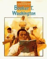 Harcourt School Publishers Collections: Lvl Lib: Booker T. Washington Gr3
