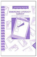 Houghton Mifflin The Nation's Choice: Emerging Literacy Survey, Grade K-2 (Houghton Mifflin Reading: The Nation's Choice)
