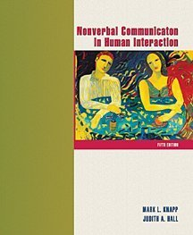 Nonverbal Communication in Human Interaction