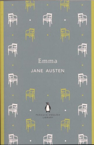 Penguin English Library Emma