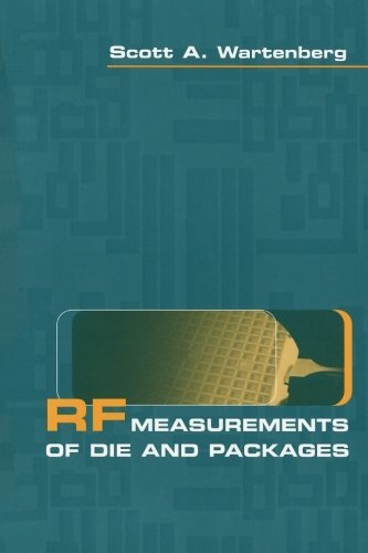 RF Measurements of Die and Packages (Artech House Microwave Library (Hardcover))
