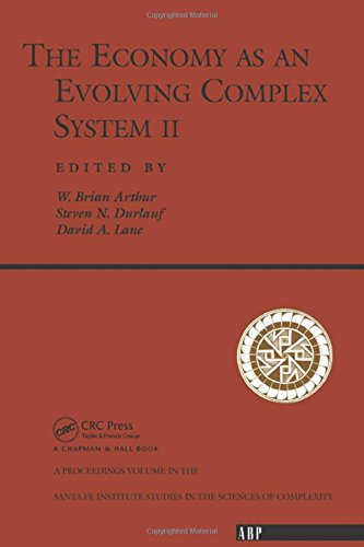 The Economy As An Evolving Complex System Ii (Santa Fe Institute Series)