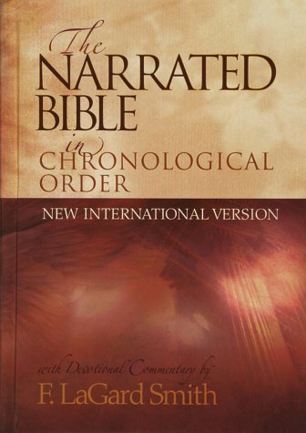 Narrated Bible in Chronological Order (New International Version) (English and English Edition)