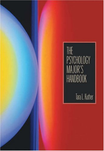 The Psychology Majors Handbook
