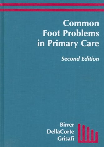 Common Foot Problems in Primary Care, 2e
