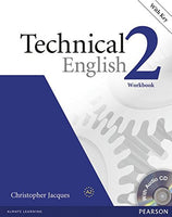 Technical English Level 2 Workbook with Audio CD and Answer Key