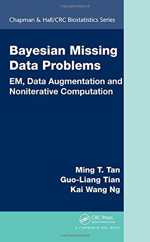 Bayesian Missing Data Problems: EM, Data Augmentation and Noniterative Computation (Chapman & Hall/CRC Biostatistics Series)