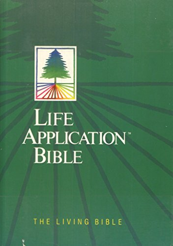 Life Application Bible: The Living Bible