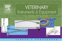 Veterinary Instruments and Equipment: A Pocket Guide, 1e
