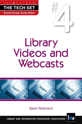 Library Videos and Webcasts (The Tech Set)