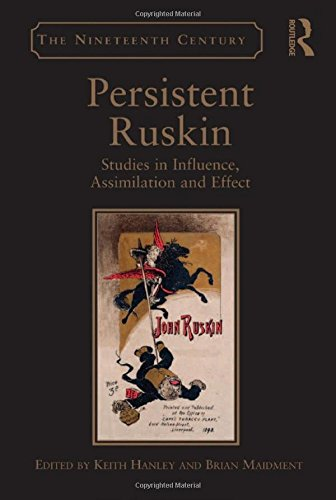 Persistent Ruskin: Studies in Influence, Assimilation and Effect (Nineteenth Century)