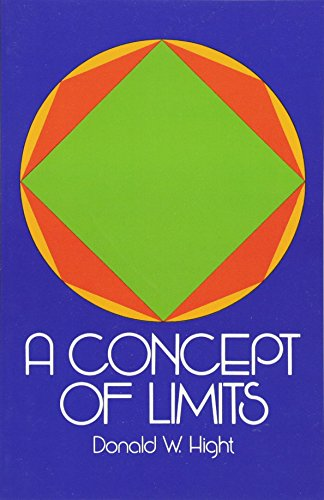 A Concept of Limits (Dover Books on Mathematics)