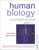 Human Biology and Health Studies Second Edition