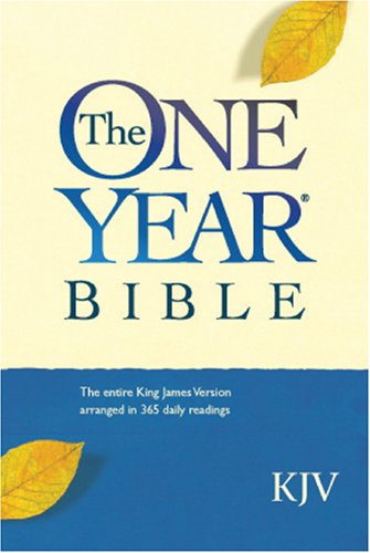 The One Year Bible Compact Edition KJV