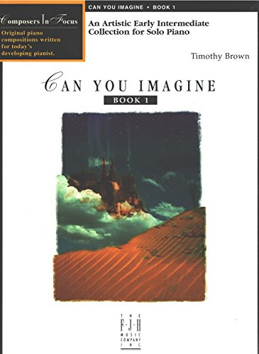 Can You Imagine, Book 1