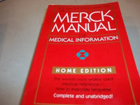 The Merck Manual of Medical Information (Merck Manual Home Health Handbook (Quality))