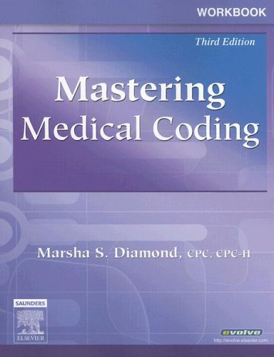 Workbook for Mastering Medical Coding, 3e