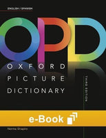 Oxford Picture Dictionary Third Edition: Interactive Student e-Book