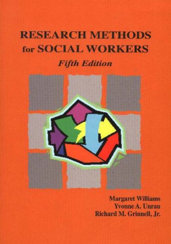 Research Methods For Social Workers