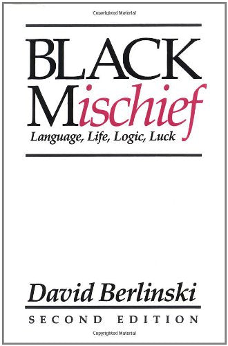 Black Mischief: Language, Life, Logic, Luck-Second Edition