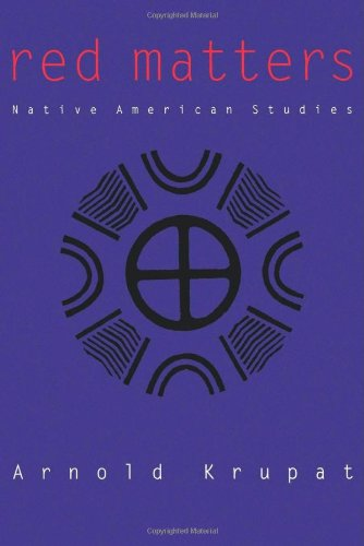 Red Matters: Native American Studies (Rethinking the Americas)